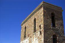 Free Cornish Copper Mine Building Stock Photos - 628563