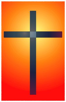 Free The Cross  40 Stock Photography - 628792