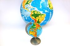 Free Globe 4 Stock Image - 628861