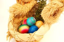 Free Easter Eggs 1 Stock Photo - 628870
