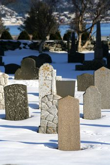 Free Cemetery Royalty Free Stock Image - 629366