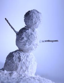 Free Mr. Frosty Royalty Free Stock Images - 629919