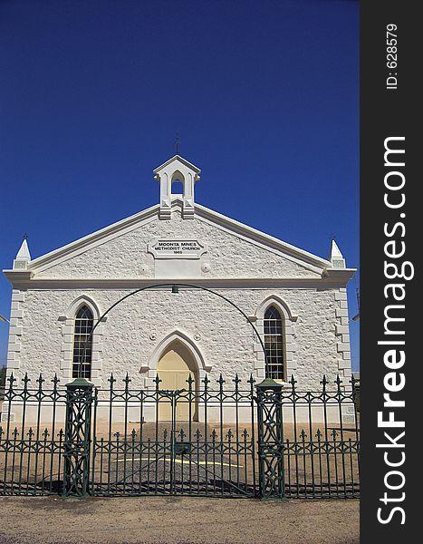 Moonta Methodist Church (Vertical)