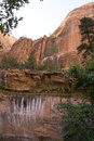 Free Emerald Trail Zion National Park Royalty Free Stock Photography - 6201637