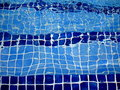 Free Water Mosaic In A Swimming Pool Stock Images - 6203314