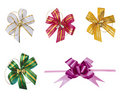 Free Gift Bow -1 Stock Image - 6207781