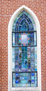 Free Stained Glass Window Stock Image - 6208871