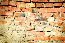 Free Brick Wall Stock Photo - 6202040