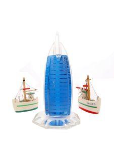 Free Two Mini Sail Ships Alarab Burj Stock Photo - 6202170