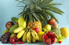 Free Still Life With Fruits Royalty Free Stock Image - 6202216