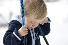 Free Boy With Sticks Royalty Free Stock Images - 6202229