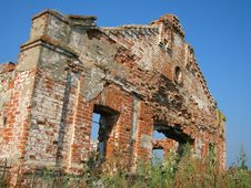 Free Old Ruins Royalty Free Stock Photo - 6202705