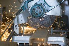Free Cutting Of Metal Royalty Free Stock Photos - 6202788