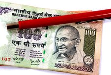 Rupees Stock Images