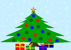 Free Christmas Tree Gifts Stock Photo - 6203250