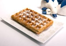 Free Waffles Stock Images - 6203264