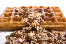 Free Waffles Stock Images - 6203334