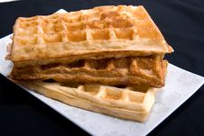 Free Waffle Stock Photo - 6203360