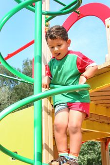 Free Playful Kid Stock Images - 6203594