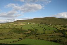 Free Irish Farmland Stock Photography - 6204852