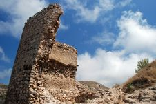 Free Ruins Of Medieval Fortress Stock Photography - 6205242