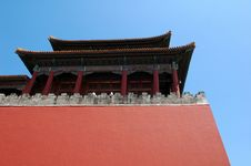Free Forbidden City Royalty Free Stock Photos - 6205888