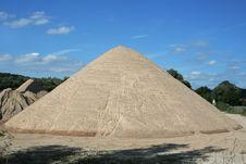 Free Mound Of Sand Royalty Free Stock Image - 6207136