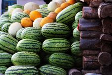 Free Melon Stock Image - 6207371