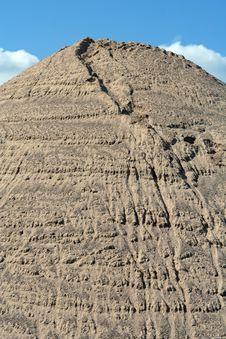 Free Mound Of Sand Royalty Free Stock Photos - 6207508