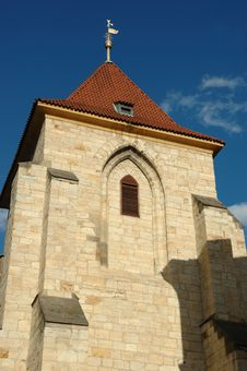 Free Old Church In Prague,Czech Republic Royalty Free Stock Photography - 6207707