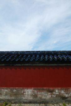 Free Palace Wall Stock Photos - 6208113