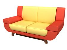 Free Armchair Stock Photo - 6209200