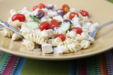Free Pasta Salad Stock Photos - 6209623