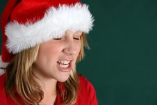 Free Annoyed With Christmas Stock Photos - 6209973