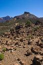 Free Tenerife S Mountains Stock Image - 6211381