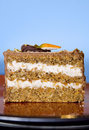 Free Carrot Cake Royalty Free Stock Photography - 6212497