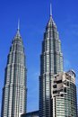 Free Petronas Twin Towers Stock Photo - 6213140