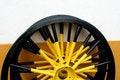 Free Yellow Wheel Royalty Free Stock Photo - 6214265