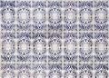 Free Traditional Portuguese Ceramic Mosaic Royalty Free Stock Photos - 6216278