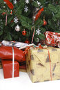 Free Under The Cristmas Tree Stock Images - 6216914