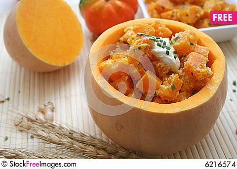 Free Pumpkin Stock Images - 6216574