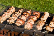 Free Shish Kebab Stock Images - 6210384