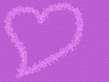 Free Rude Pink Heart Royalty Free Stock Images - 6210409