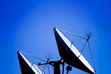 Free Satellite Dish Royalty Free Stock Image - 6211286