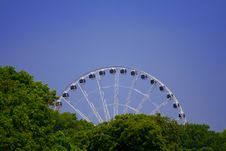 Free Ferris Wheel Royalty Free Stock Image - 6211306