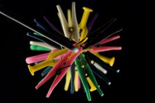 Free Pegs Stock Images - 6211634