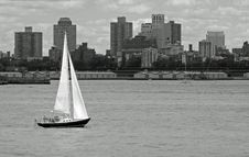 Free NYC In B&W Royalty Free Stock Image - 6212076
