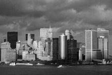 Free NYC In B&W Stock Photos - 6212243