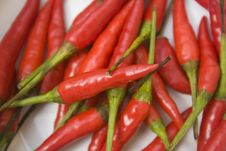 Free Chili  Peppers Stock Image - 6212281