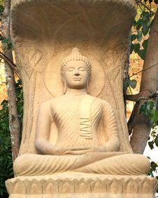 Free Stone Buddha Stock Photo - 6212330
